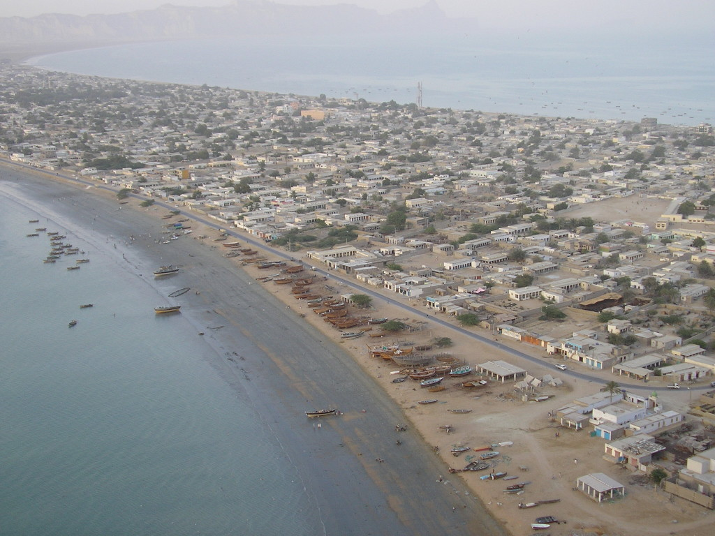 Gwadar: The city Talha Baloch grew up in